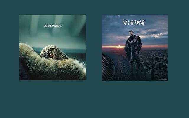 Drake e Beyoncé campeões de vendas em 2016