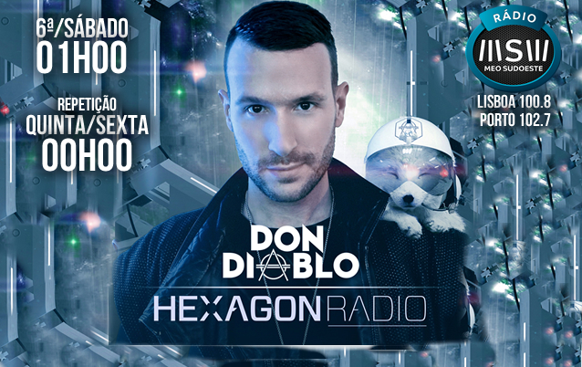 Hexagon de Don Diablo