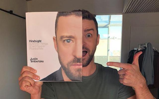 Justin Timberlake vai lançar autobiografia