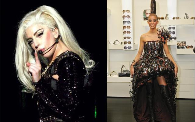 Lady Gaga quer usar vestido do estilista João Rolo