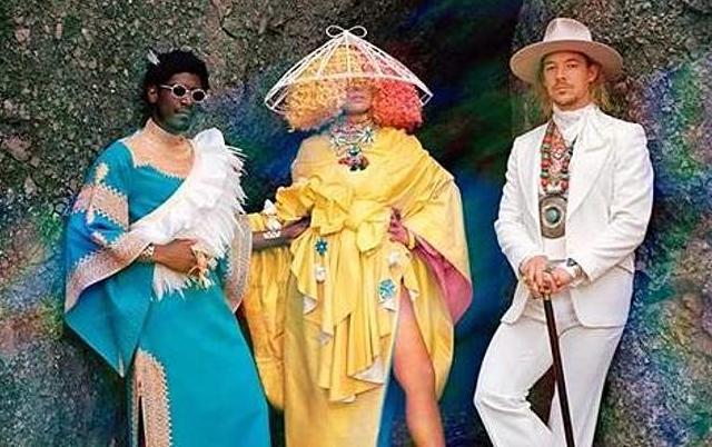 LSD - O Supergrupo vai lançar álbum de estreia