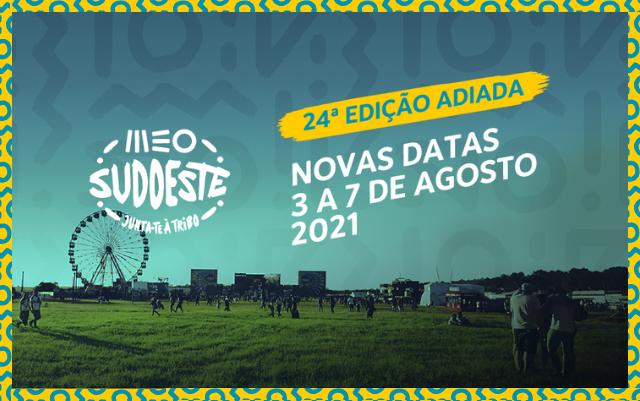 NOVAS DATAS PARA 24ª EDIÇÃO