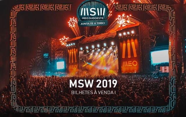 Festival MEO Sudoeste 2019