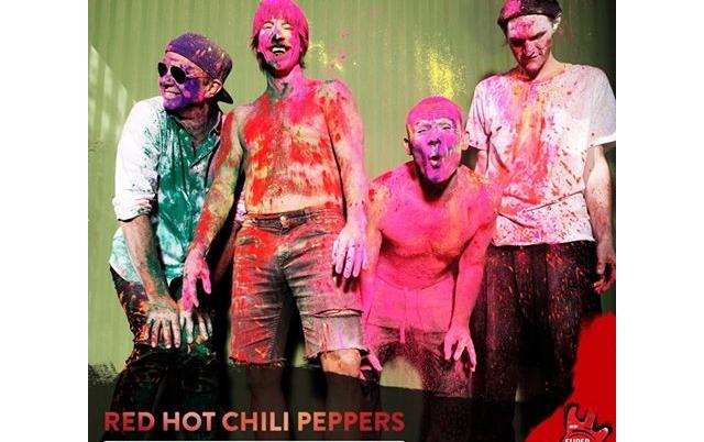 Os Red Hot Chili Peppers são a primeira banda confirmada no Festival Super Bock Super Rock