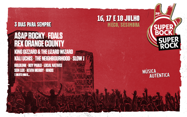 Festival SBSR 2020