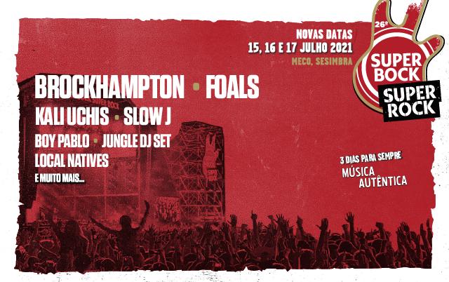 Festival SBSR 2021
