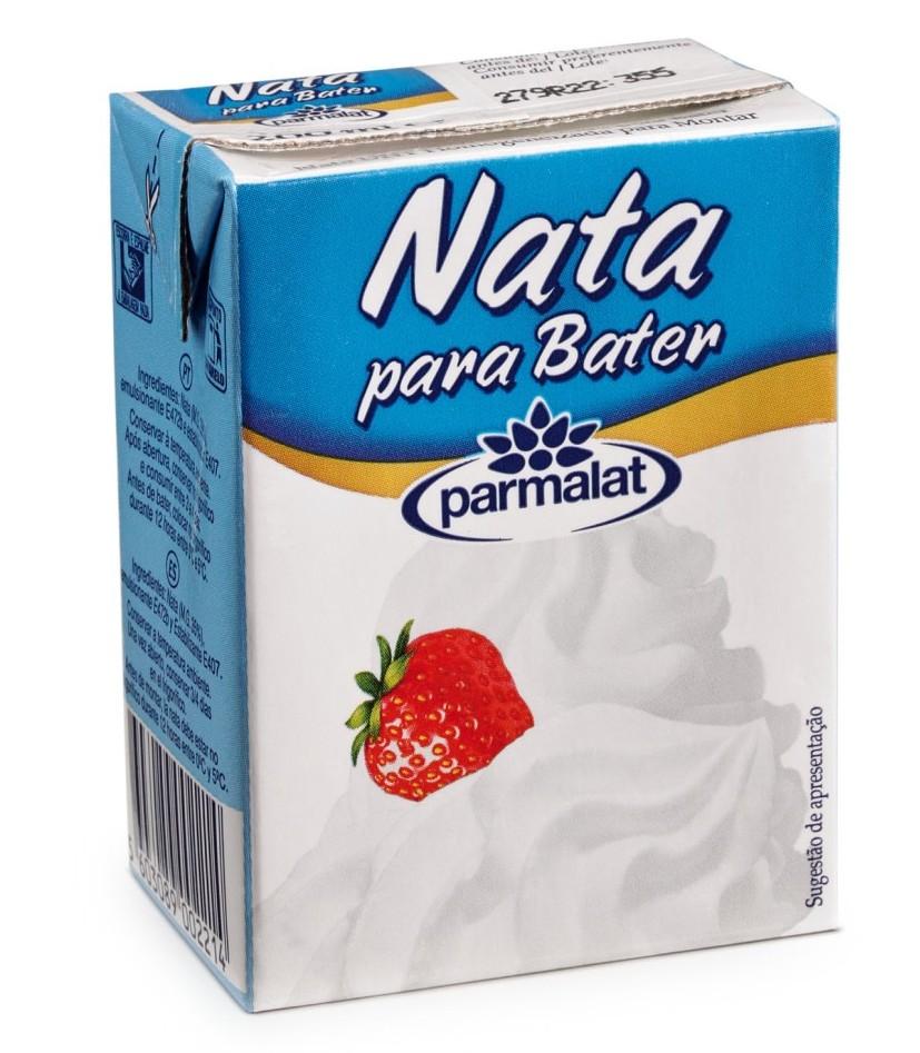 Nata para bater Parmalat