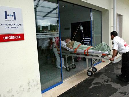 Direção-Geral de Saúde anuncia descida da taxa de infeção hospitalar
