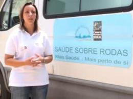 Unidade mvel de Sade do Seixal apoia mulheres vitimizadas