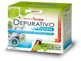 Passatempo MethodDraine Depurativo Express Ortis