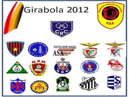 Girabola 2012 arranca no dia 3 de Março. FAF sorteou o emparceiramento