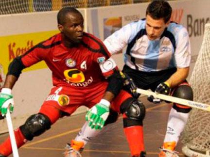 Hóquei em patins: Angola volta a jogar hoje