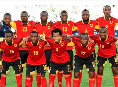 Angola defronta Zimbabwe na segunda jornada da taça - Desporto ... 2ed7c3deac0ba