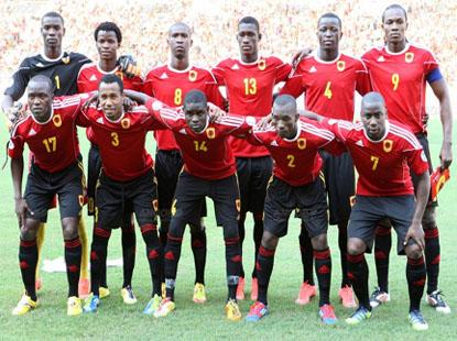 Futebol Nacional: Angola sobe para 87ª posição no Ranking da FIFA