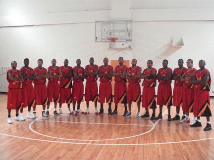 Afrobasket-2013: Angola estreia-se com vitória