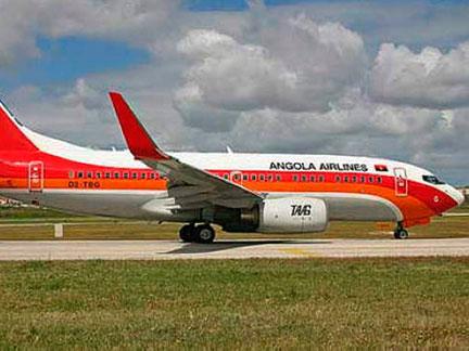 Pista do Aeroporto do Namibe reabre a 6 de Setembro