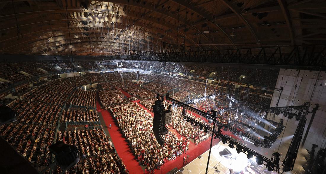 EJ - Eventos Anteriores - Altice Arena