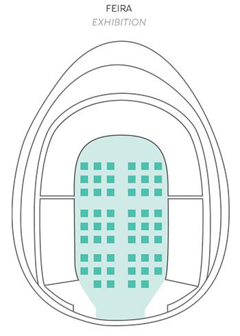 Feira - Sala Altice Arena