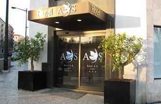 Hotel A. S. Lisboa