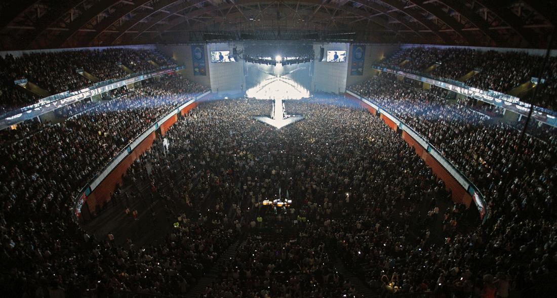 M5 - Eventos Anteriores - Altice Arena