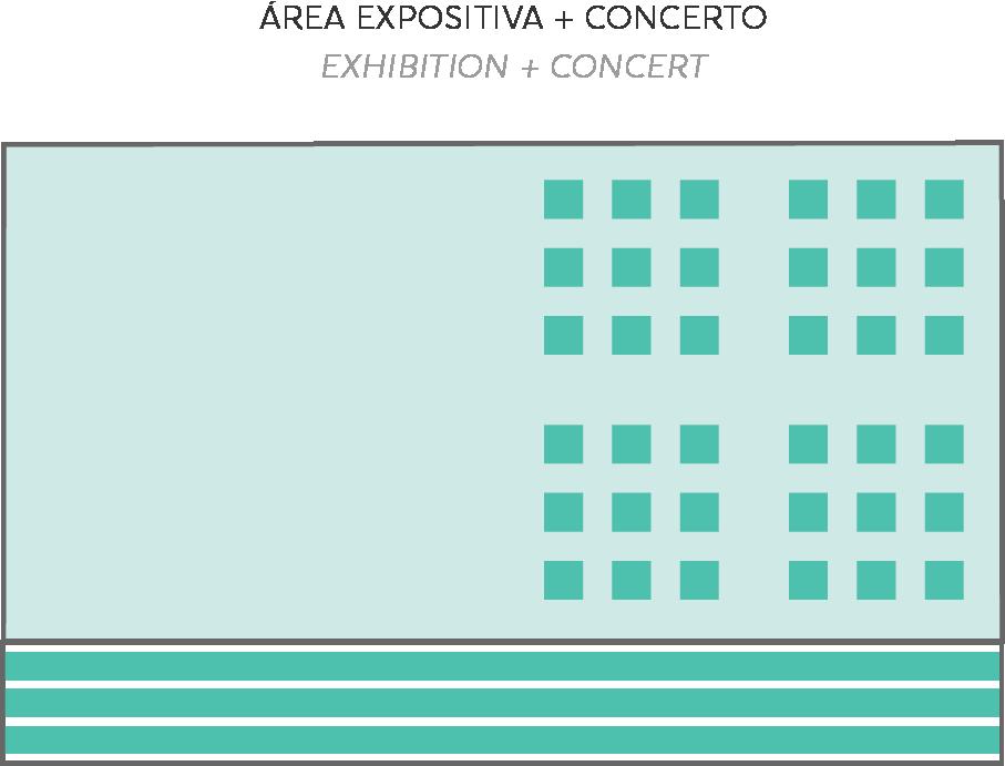 Expositiva + Concerto - Sala Tejo
