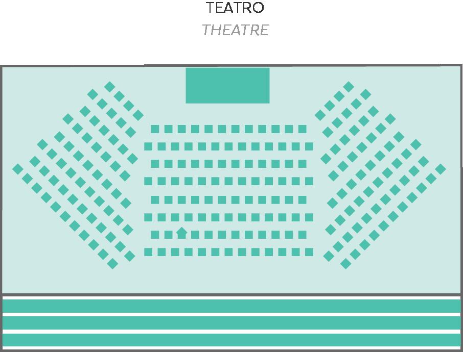 Teatro - Sala Tejo