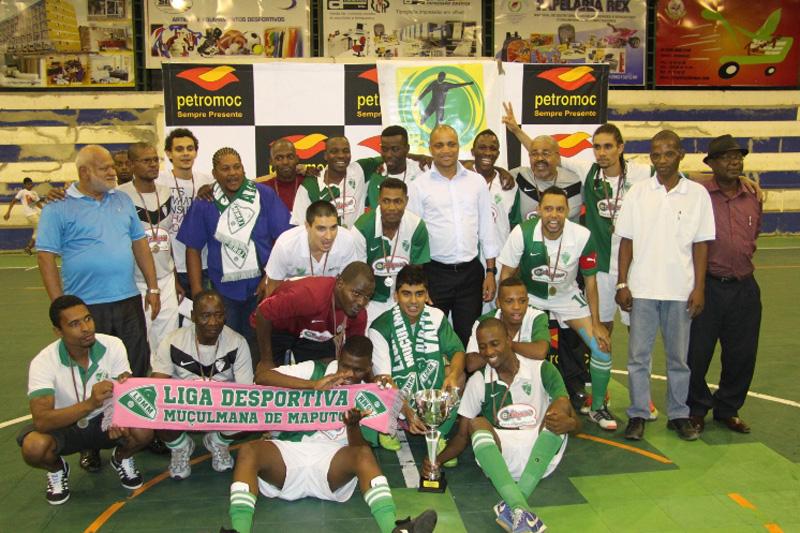 ea9cc5e95f A LIGA Desportiva de Maputo comandante isolado do Campeonato de Futsal da  Cidade de Maputo defronta hoje a partir das 21 15 horas no seu campo a  turma da ...