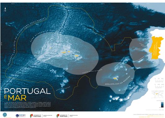 portugal é mar mapa Kit do Mar   Outros Mares | Mapa Portugal É Mar portugal é mar mapa