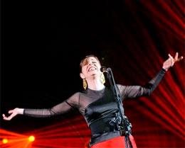 Kátia Guerreiro: «O fado é a canção que canta a vida»