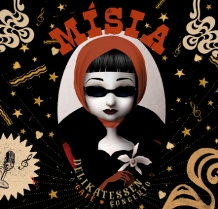 Mísia leva «Delikatessen Café Concerto» à América do Sul