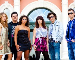 Santamaria editam espetáculo no Porto em CD/DVD